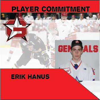 Player Commitment – Erik Hanus