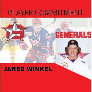 Player Commitment – Jared Winkel