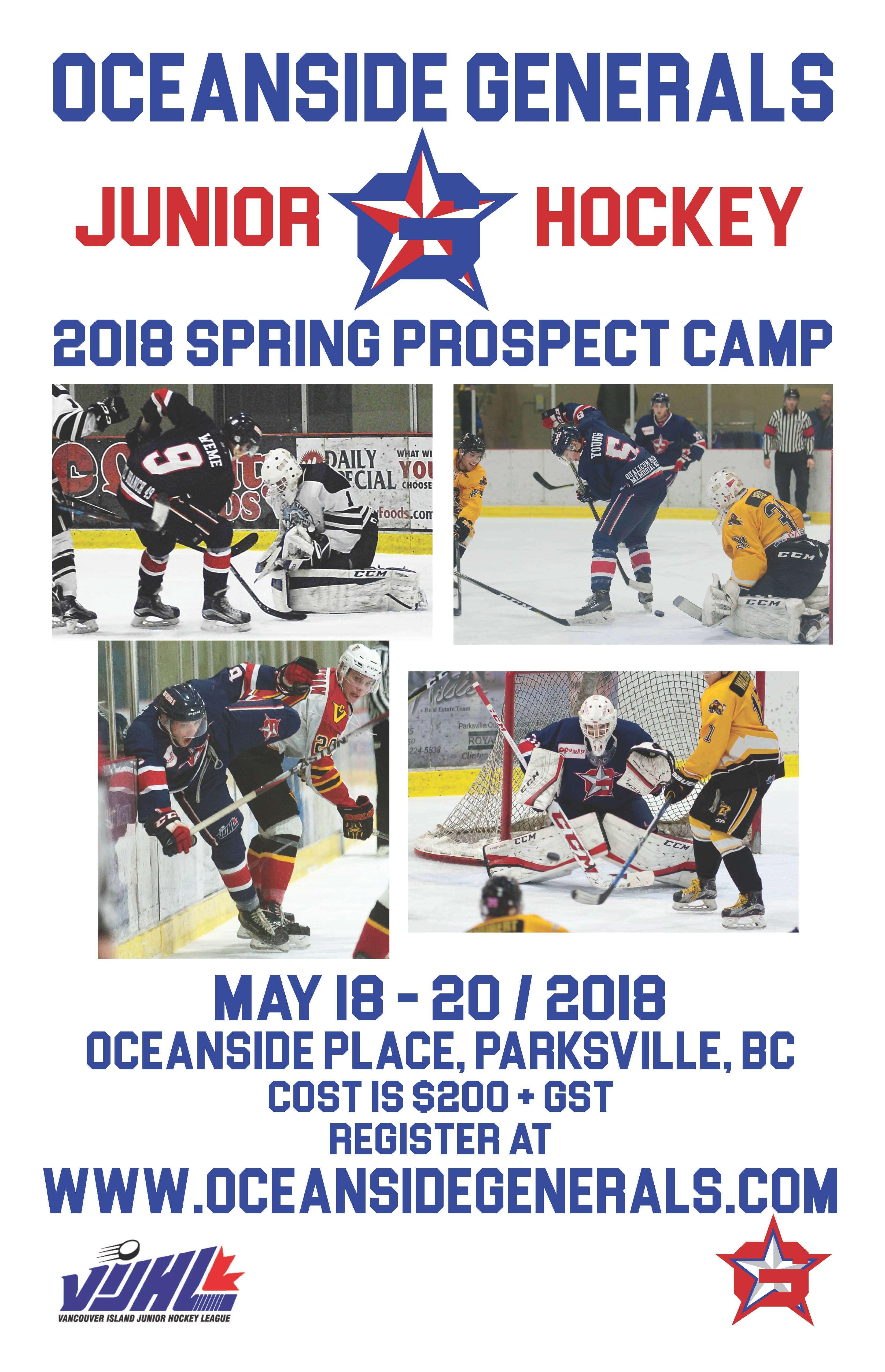 Spring Camp 2018